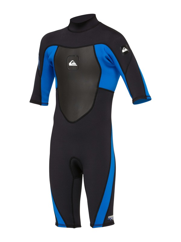 0 Boys Syncro 2/2 Back Zip Springsuit  AQBW500001 Quiksilver