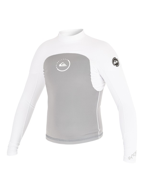 0 Syncro 1mm Long Sleeve Neosurfshirt - Top neoprene  AQBW803006 Quiksilver
