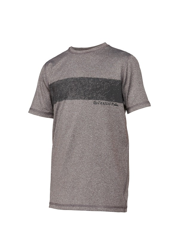 0 LINE UP SS BOYS  AQBWR00013 Quiksilver