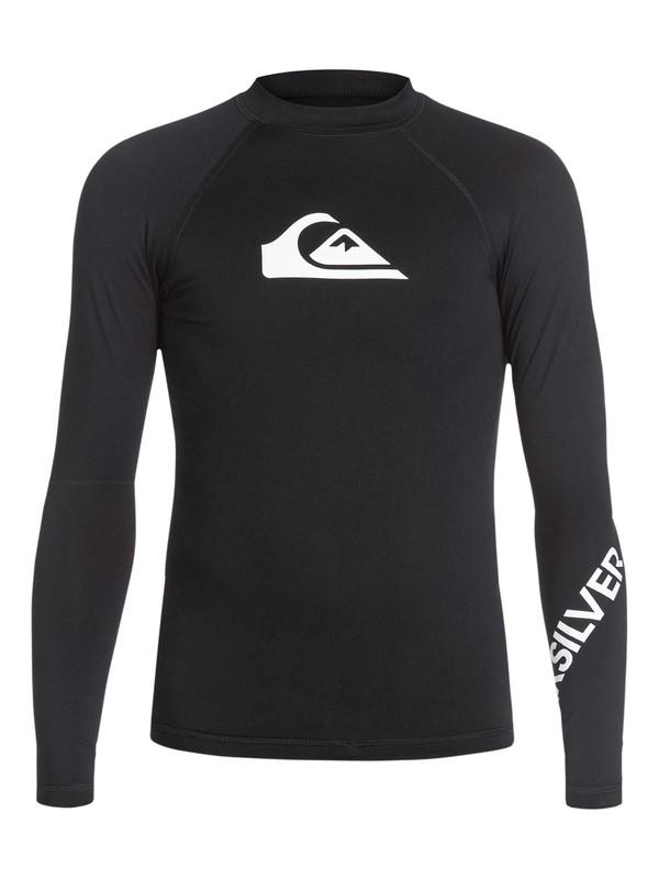 0 All Time - Lycra de surf manches longues  AQBWR03001 Quiksilver