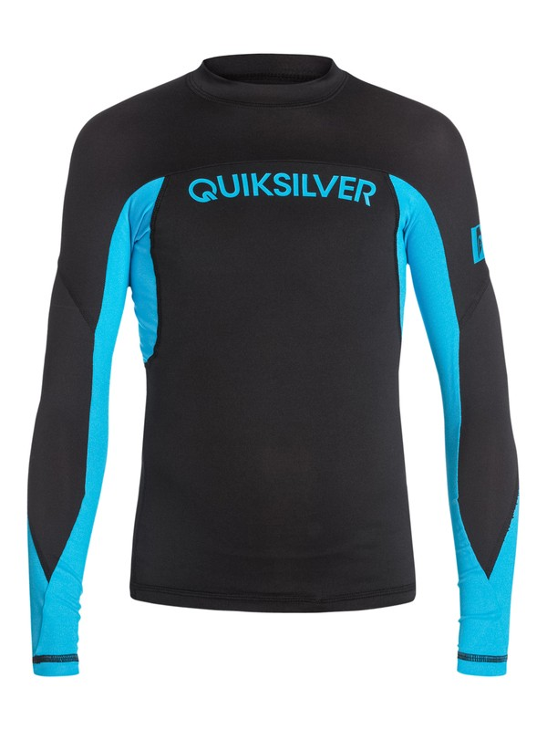 0 Performer - Long Sleeve Rash Vest  AQBWR03003 Quiksilver