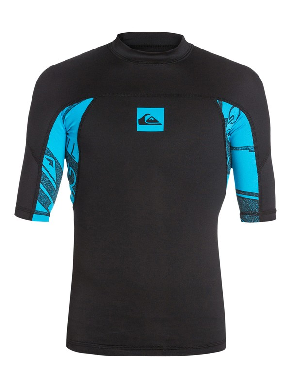 0 Sublimator Short Sleeve - Lycra manches courtes  AQBWR03006 Quiksilver