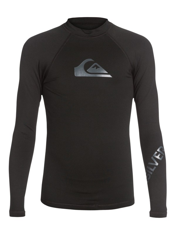 0 Heater Long Sleeve - Lycra manches longues  AQBWR03014 Quiksilver