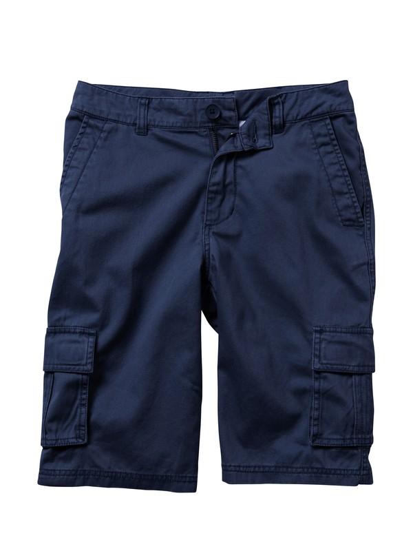 0 Boys 8-16 Luxy Cargo Shorts  AQBWS00042 Quiksilver