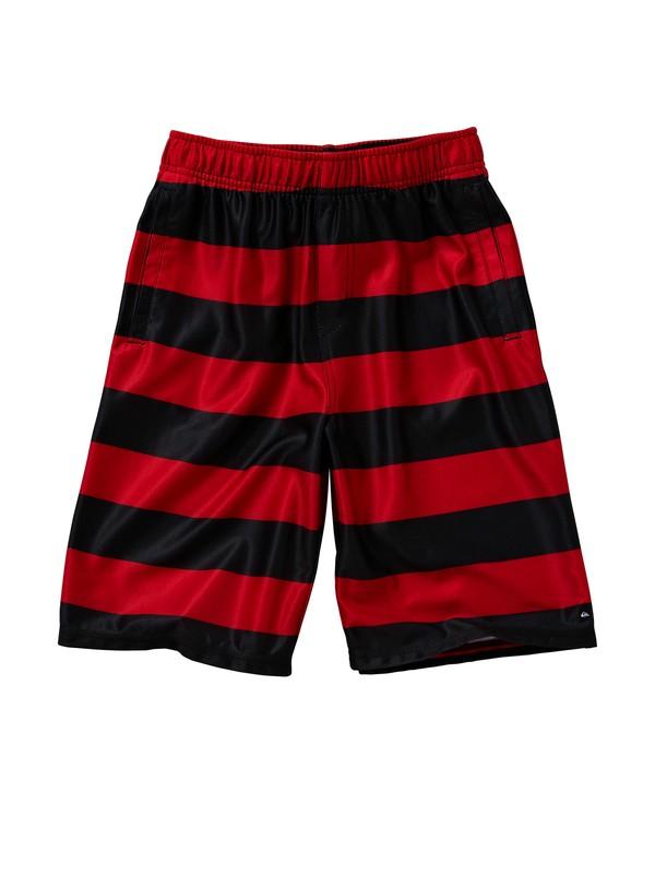 0 Boys 8-16 Mama Llama Mesh Shorts  AQBWS00066 Quiksilver
