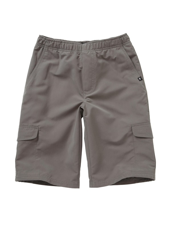 0 Boys 8-16 Trooper Walk Shorts  AQBWS00092 Quiksilver