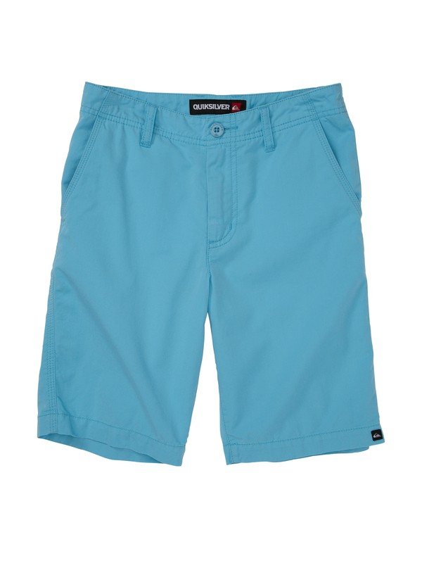 0 Boys 8-16 Minor Road Shorts  AQBWS00109 Quiksilver