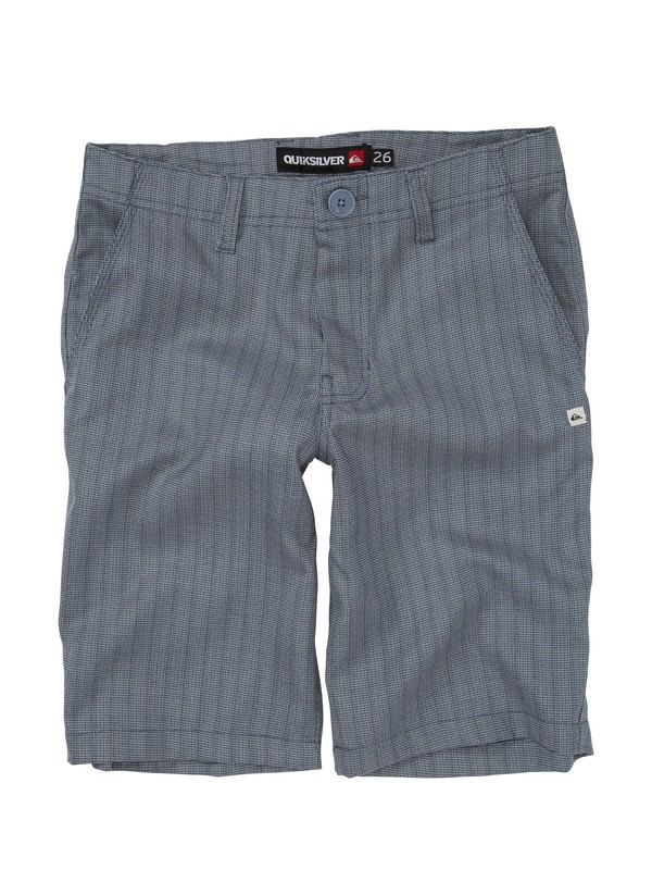 0 Boys 8-16 Stamp It Shorts  AQBWS00173 Quiksilver