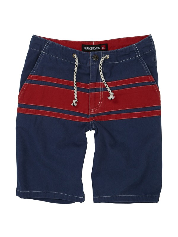 0 Boys 8-16 Cat Walk Youth Shorts  AQBWS00175 Quiksilver
