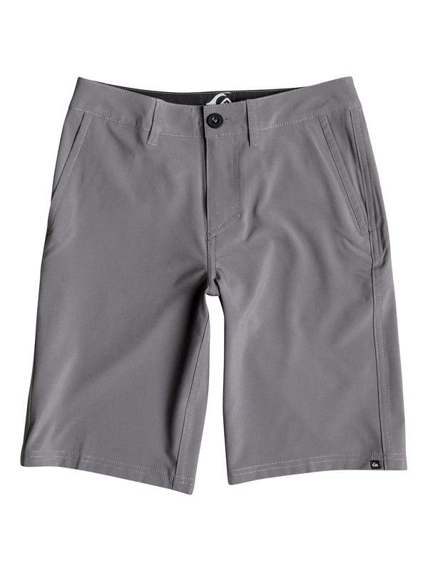 0 Boy's 8-16 Everyday Amphibian Shorts  AQBWS03038 Quiksilver