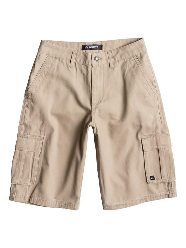 0 Boy's 8-16 Sue Fley Shorts  AQBWS03041 Quiksilver