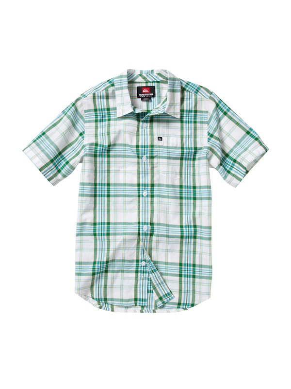 0 Boy 8-16 Uncle Pat Shirt  AQBWT00005 Quiksilver