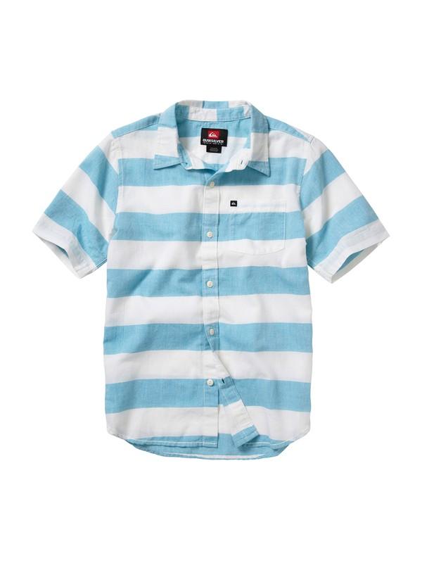 0 Boys 8-16 Tube Prison Shirt  AQBWT00055 Quiksilver