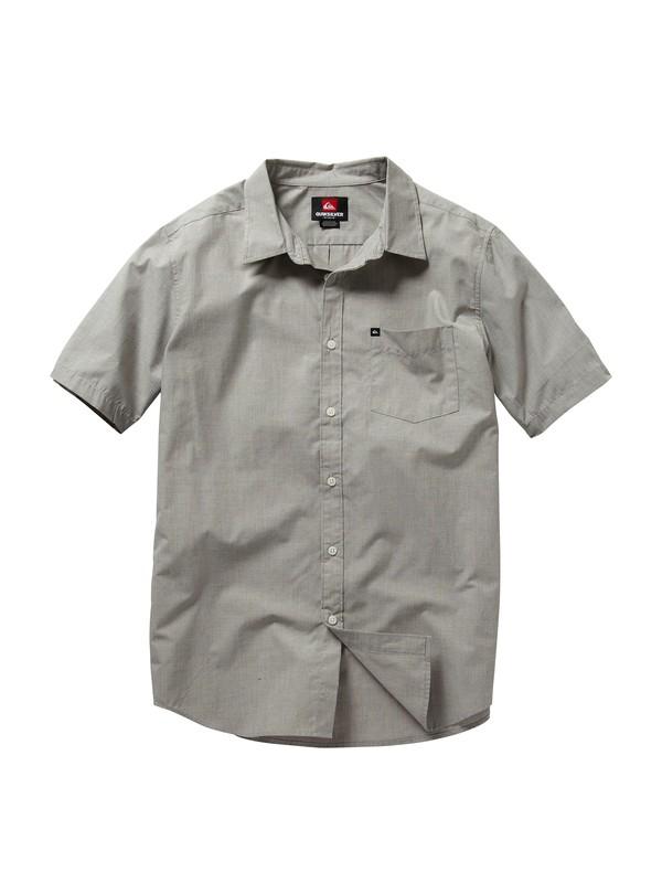 0 Boys 8-16 Fresh Breather Short Sleeve Shirt  AQBWT00063 Quiksilver
