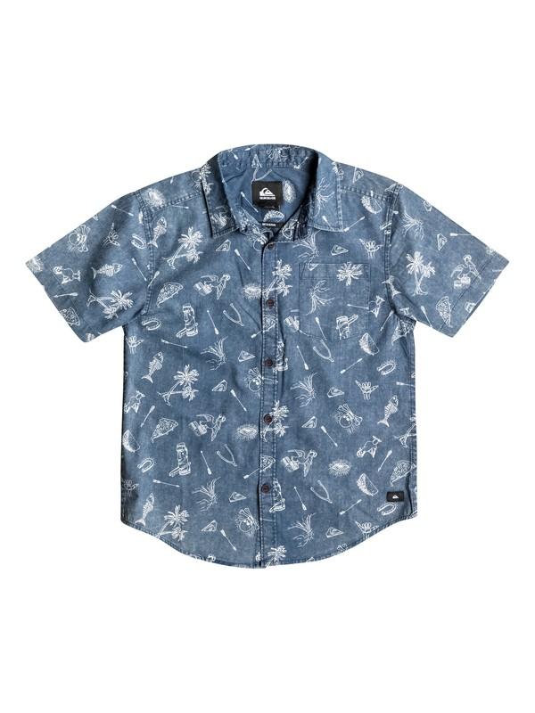 0 Doodle - Shirt  AQBWT03001 Quiksilver