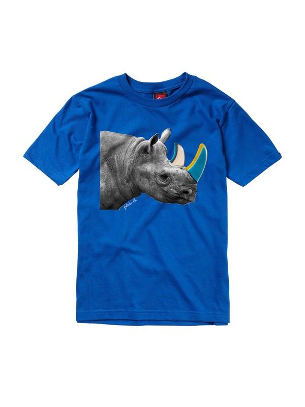 0 Boys 8-16 Rhino T-Shirt  AQBZT00214 Quiksilver