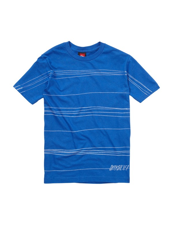 0 Boys 8-16 Expression T-Shirt  AQBZT00227 Quiksilver