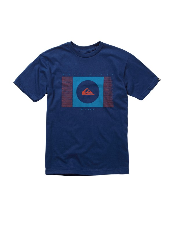 0 Boys 8-16 Treason T-shirt  AQBZT00301 Quiksilver