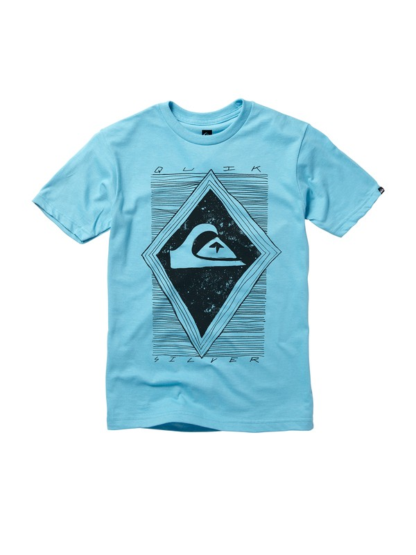 0 Boys 8-16 Hallowed T-Shirt  AQBZT00303 Quiksilver