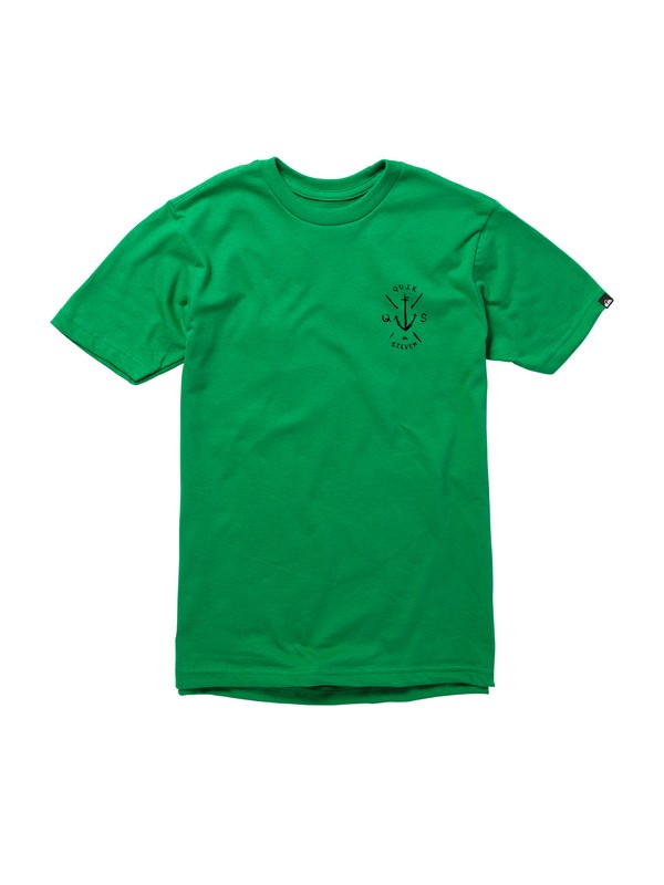 0 Boys 8-16 Hooked T-shirt  AQBZT00304 Quiksilver