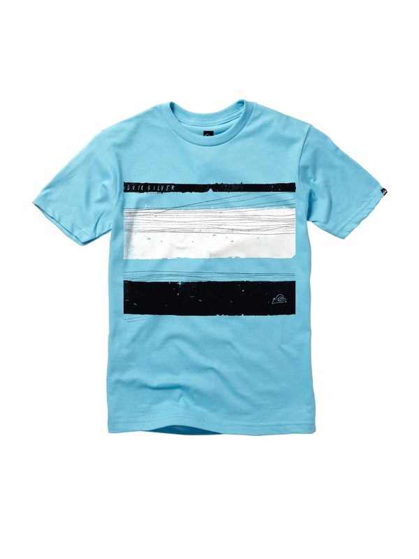 0 Boys 8-16 Pillar T-shirt  AQBZT00305 Quiksilver