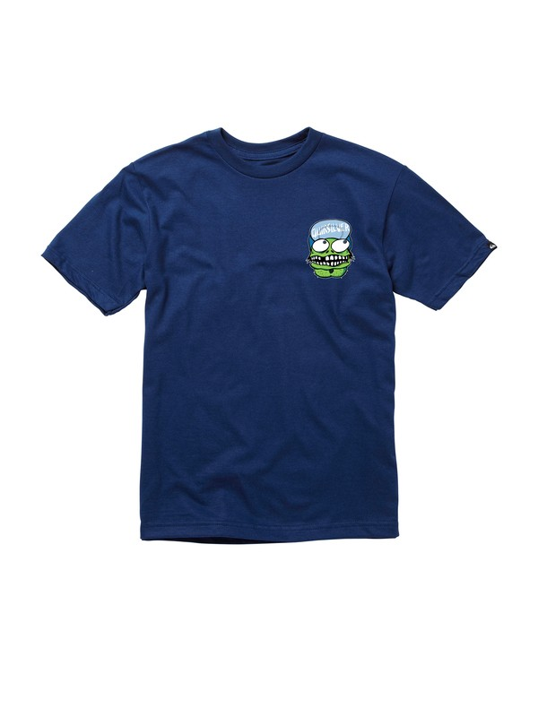 0 Boys 8-16 Gary T-shirt  AQBZT00323 Quiksilver