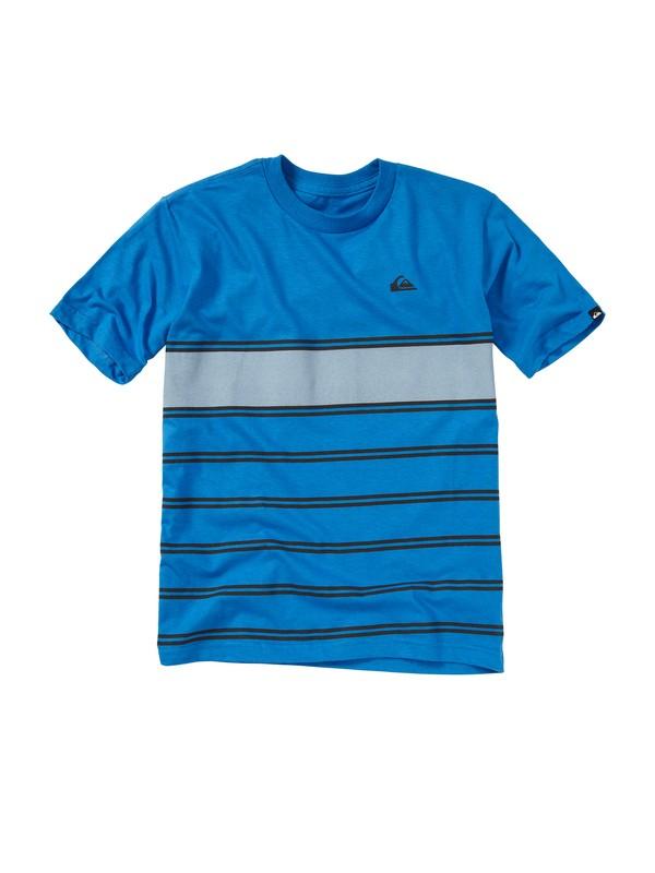 0 Boys 8-16 Radiator T-shirt  AQBZT00324 Quiksilver