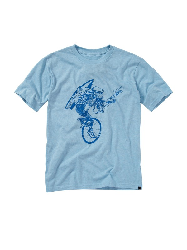 0 Boys 8-16 Monkey Jazz T-shirt  AQBZT00327 Quiksilver