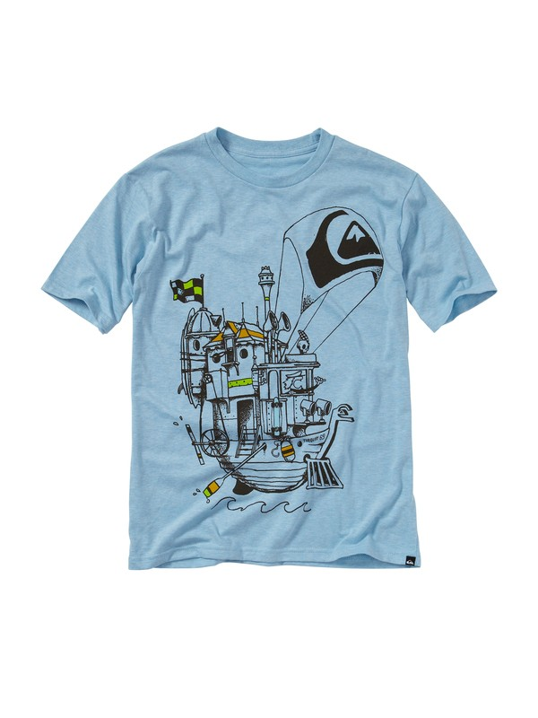 0 Boys 8-16 Sail Away T-shirt  AQBZT00330 Quiksilver