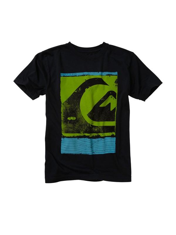 0 Boys 8-16 Caption T-shirt  AQBZT00332 Quiksilver