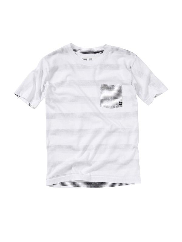 0 Boys 8-16 Jailhouse T-shirt  AQBZT00337 Quiksilver