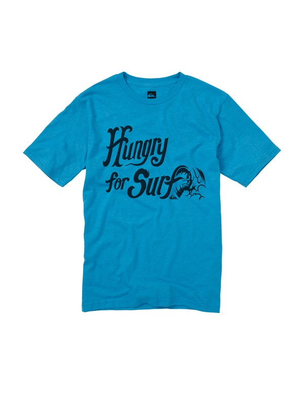 0 Boys 8-16 Hungry 4 Surf T-Shirt  AQBZT00432 Quiksilver