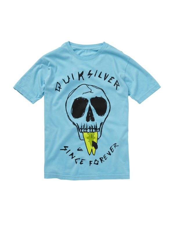 0 Boys 8-16 Forever T-Shirt  AQBZT00435 Quiksilver