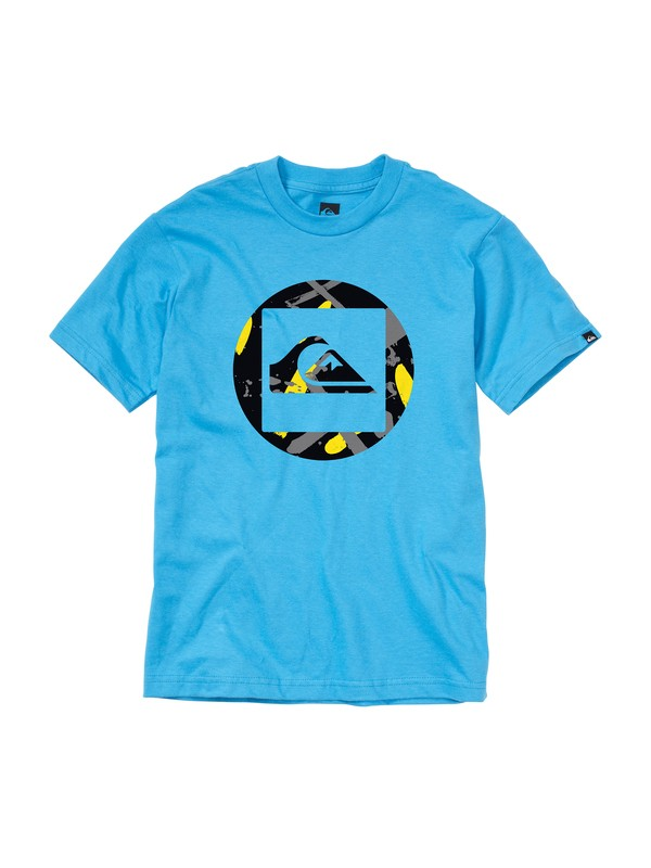 0 Boys 8-16 High Heat T-Shirt  AQBZT00440 Quiksilver