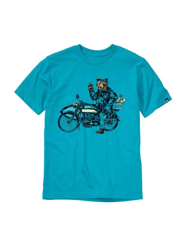 0 Boys 8-16 Road Trip T-Shirt  AQBZT00448 Quiksilver