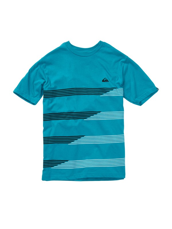0 Boys 8-16 Lopsided T-Shirt  AQBZT00454 Quiksilver