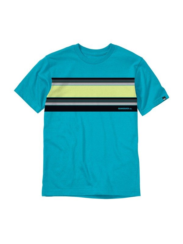 0 Boys 8-16 Showdown T-Shirt  AQBZT00455 Quiksilver