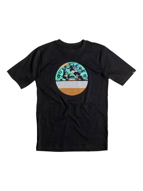 0 Boys 8-16 Extinguished Tee  AQBZT03061 Quiksilver