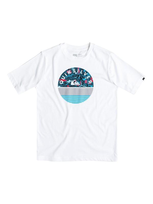 0 Extinguished - T-Shirt  AQBZT03062 Quiksilver