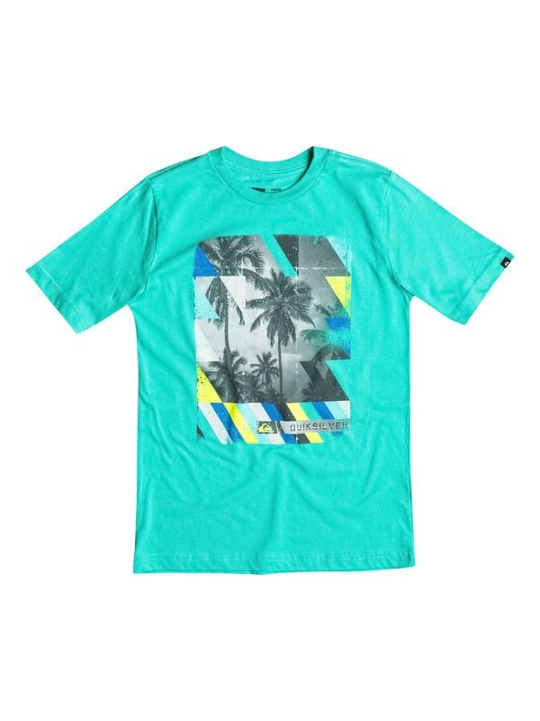 0 Kinda Dicey - T-Shirt  AQBZT03070 Quiksilver