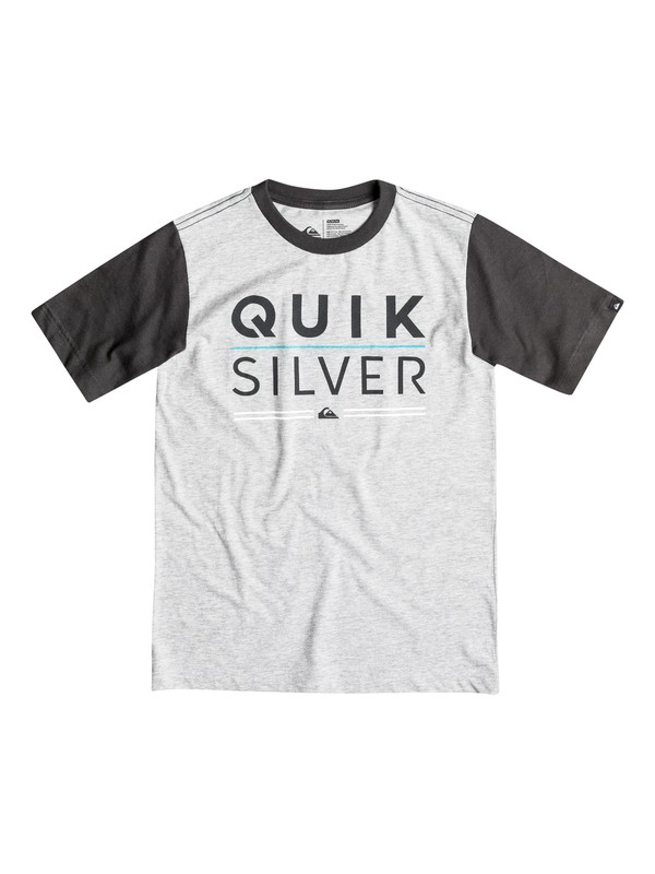 0 Boys 8-16 Fully Stacked Tee  AQBZT03071 Quiksilver