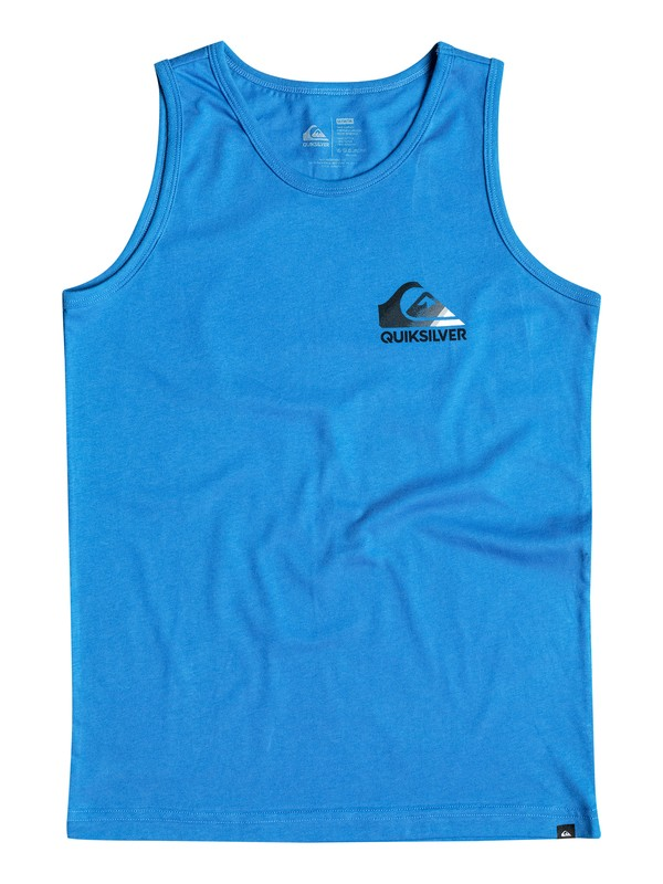 0 Boys 8-16 Outside Wave Tank  AQBZT03073 Quiksilver