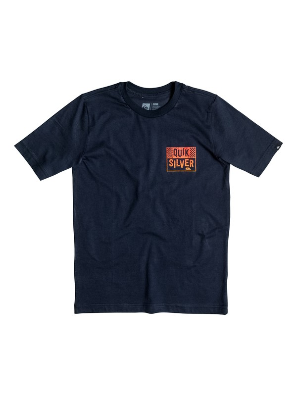 0 Boy's 8-16 Punk Stack Tee  AQBZT03088 Quiksilver