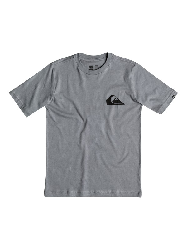 0 Boy's 8-16 Peace Palm Tee  AQBZT03100 Quiksilver