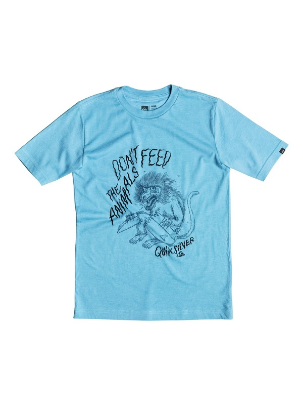 0 Niños 8-16 Camiseta Baboon Trouble  AQBZT03113 Quiksilver
