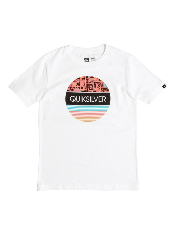 0 Color Wheel - T-Shirt  AQBZT03121 Quiksilver