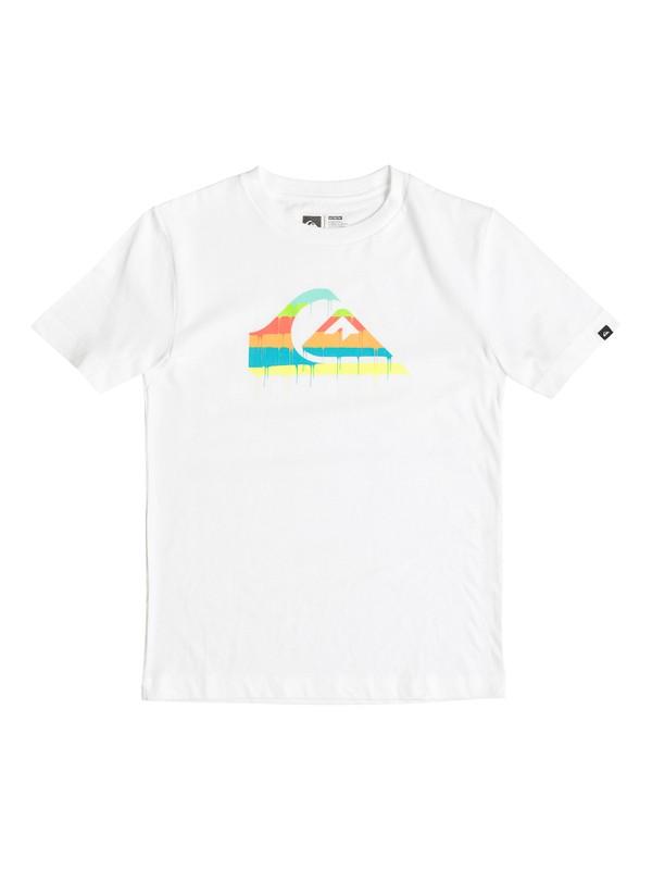 0 Quik Drip - T-Shirt  AQBZT03123 Quiksilver