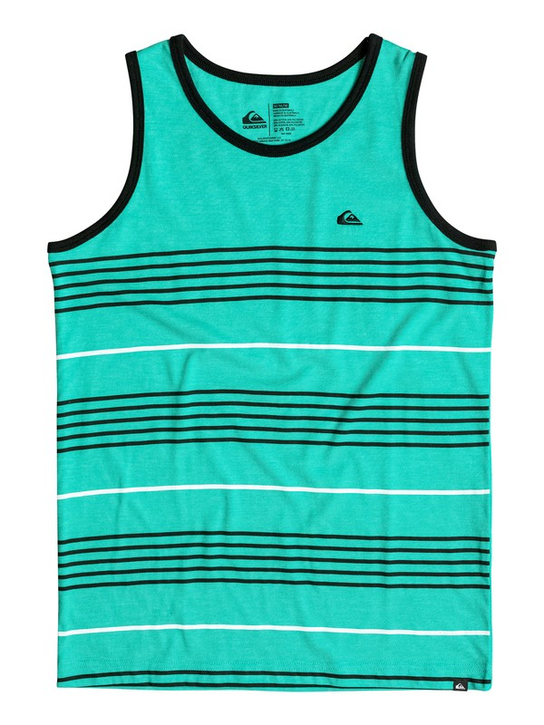 0 Boys 8-16 Synergy Tank Top  AQBZT03139 Quiksilver