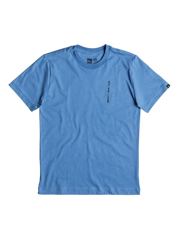 0 Boy's 8-16 Faded Time Tee  AQBZT03150 Quiksilver