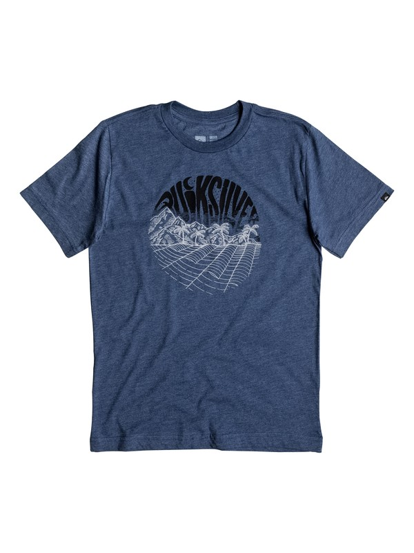 0 Boy's 8-16 Perfect Island Tee  AQBZT03159 Quiksilver